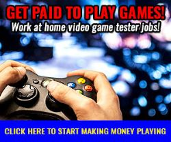 $49,063 A Year As A Professional Video Game Tester